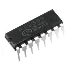 10pc (10x) PT2399 Echo Delay IC DIP; PTC Audio Stompbox Circuit Guitar USA