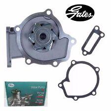 GATES Engine Water Pump for Nissan Sentra L4;1.6L;GA16DE Eng 1991-1992 1994-1998