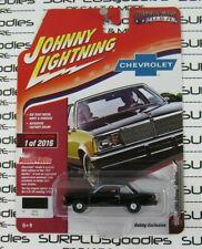 Johnny Lightning 1:64 2018 Hobby Exclusive Black 1980 CHEVROLET Chevy MALIBU