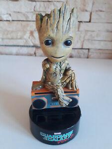 Marvel Guardians of the Galaxy Vol. 2 Groot Wackel-Figur auf Gettoblaster