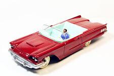 1/43 DeAgostini Dinky Toys Ford Thunderbird Ref 555 Diecast model