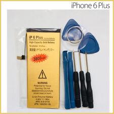 BATTERIE GOLD HAUTE-CAPACITÉ POUR iPhone 6 PLUS + outils