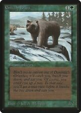 Grizzly Bears - Beta - EX - MTG Magic The Gathering