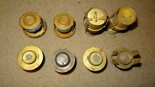 Lot of 8 vintage NORS thermostats 1940's? 1950's? Chevy Ford Pontiac Dodge Nash?