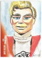 Fireball XL5 Gerry Anderson Sketch Card drawn by Solly Mohamad [ C ]