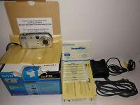 Sony Cyber-shot DSC-P72 3.2MP Digital Camera Looks + Works Great IN Open Box