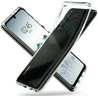Coque Transparent Douce pour Huawei P30 / Lite / Pro Étui Mince Slim En TPU