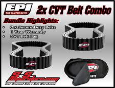 EPI Severe Duty CVT Drive Belt HD Can-Am Maverick 1000 2013-2017 XRS MAX XXC
