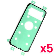 LOT x5 Sticker Adhésif Double Face Colle Cache Batterie Samsung Galaxy S8+ Plus