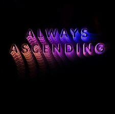 FRANZ FERDINAND ALWAYS ASCENDING CD (Released February 9th 2018)