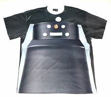 Star Trek Captain's Pike Chair 2-Sided T-Shirt - XL - Sublimated Dye
