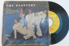 """The Platters """"Only you"""" Ep original France 1958"""