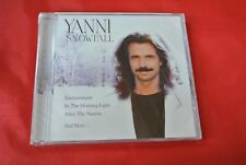 Snowfall by Yanni Christmas (CD, Nov-2004, BMG Special Products) SEALED NEW