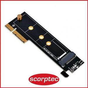 SilverStone ECM25 M.2 (M Key) to PCIe Adapter