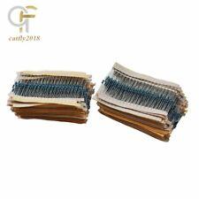 130 Values 1/4W 0.25W 1ohm 3M Resistor Resistors Kit Assortment Set 2600 Pcs