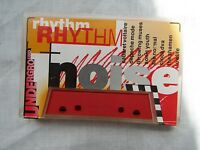CASSETTE UNDERGROUND RHYTHM NOISE free issue from 1987 mag
