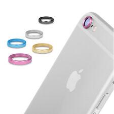 """Anillo Protector de cubierta de lente de cámara trasera para Apple iPhone 6 6s (4.7"""") UK"""