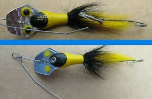 VINTAGE SOUTH BEND ITSADUZY SPINNING LURE.
