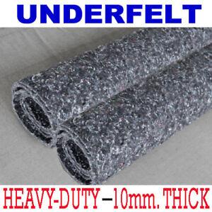 Car Carpet Underfelt Underlay Felt for moulded Car Carpets