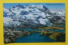Schweiz Graubünden AK Bernina Hospiz 1910-1920 Ortsansicht Gebäude Straße See