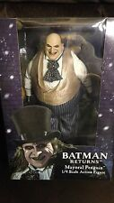 BATMAN RETURNS MAYORAL PENGUIN 1/4 15 INCH  MOVIE ACTION FIGURE NECA  DEVITO 18