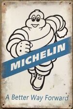 michelin man metal sign MAN CAVE brand new