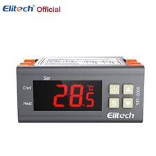 Temperatura Universal Stc-1000 Ac 110v Controlador Digital Termostato W / Sensor