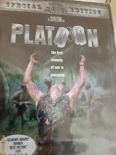 New listing Platoon (Dvd, 2009, Special Edition Single Disc Version)