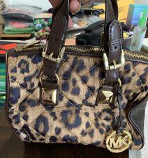 Michael Kors Handbag Grayson Leopard