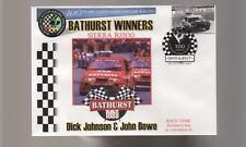 BATHURST WINNERS COV, 1989 DICK JOHNSON, FORD SIERRA