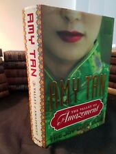The Valley of Amazement by Amy Tan 2013 HBDJ Like New Chinese Underworld Life