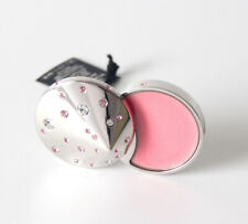 Aura by Swarovski Crystal Jewel Pendant with Sparkling Pink Lip Gloss Inside New