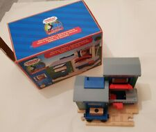 Thomas The Tank & Friends CHOCOLATE FACTORY WOOD WOODEN BOXED LEARNING CURVE
