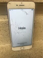 Apple iPhone 7 - 256Gb - Red - Sprint Bad Esn - Cracked Screen and Camera