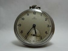 Omega pocket Watch 1930-1940 serviced on August 2020
