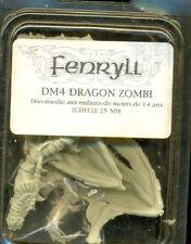 FENRYLL 1  BLISTER DM 020 DRAGON ZOMBI