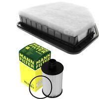 MANN-Filter Set Ölfilter Luftfilter Inspektionspaket MOL-9693846