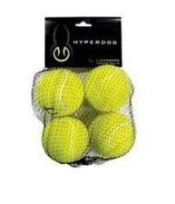 Hyper Pet Mini Tennis Balls for dogs pet green 4 Pack HYP082
