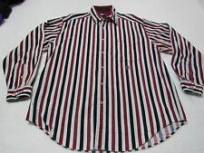 Vintage Tommy Hilfiger Long Sleeve Shirt From The 1990'S Medium Towel Texture