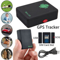Global Locator Real Mini Time Car Kids A8 GSM/GPRS/GPS Tracker Tracking Device