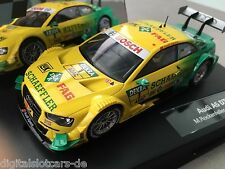 "Carrera Evolution 27473 Audi A5 DTM ""M. Rockenfeller, No. 1"" 2014 NEU OVP"