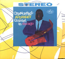 Cannonball Adderley Quintet CD In Chicago - Remasterisé - Europe (EX/EX)