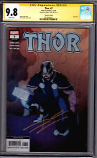 Marvel! Thor #7! 2nd Print! CGC Signature Series 9.8! Signed by Donny Cates!