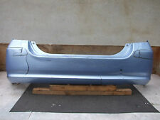 HONDA JAZZ 2002-2004 REAR BUMPER GENUINE BLUE (9052)