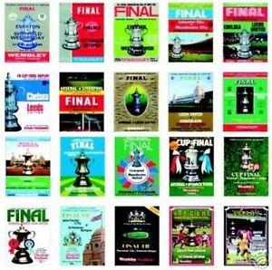 FA Cup Final Trading Card Set Vol III FREE UK POSTAGE