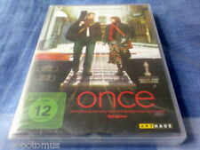 Once (New & Sealed DVD, 2008) German import Region 2