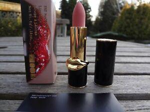 BNIB PAT MCGRATH MatteTrance Matte LIPSTICK - PEEP SHOW 016 Peachy Pink RRP £36