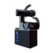TREBLAB X2 Bluetooth Earbuds w/ Beryllium Speakers, True 3D Sound Best for Sport