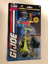1994 Cobra Commander MOC MIP Sealed Star Brigade Mint