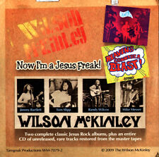 Wilson McKinley - Now I'm A Jesus Freak! [2CD] 2009 Spirit Of Elijah  ** NEW **